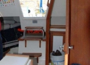 Vendo cataalina 26 modelo capri traileriable,contactarse