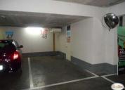 Oportunidad! estacionamiento con bodega de 13 m2