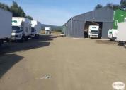 Excelente bodegas con oficina ,logística y servicios