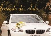 ARRIENDO DE AUTOS BLINDADOS EN SANTIAGO, CONTACTARSE.