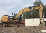 Arriendo excelente cargador frontal y excavadoras
