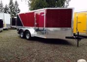 Venta de trailers v región