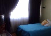Dormitorio amoblado grande,contactarse.