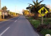 Venta De Parcela En Zapallar en Curicó