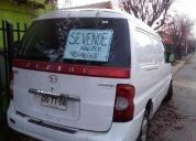 Vendo excelente furgon jac refine