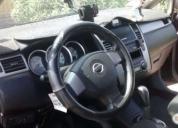 Excelente nissan tiida 2008 hatchback
