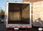 Vendo camión con sistema de frío mercedez benz