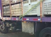 Venta excelente camión mercedes benz atego 2011