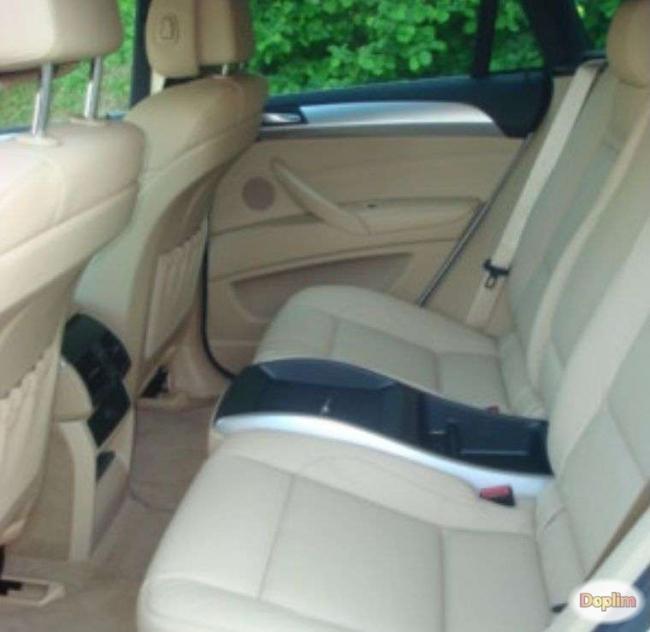 Excelente BMW X6 2015 Blanco y Buen Estado