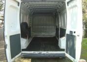 Venta de fiat ducato maxi cargo aÑo 2011 diesel