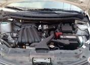 Excelente Nissan tiida unico dueño