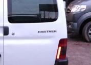 Excelente camioneta peugeot partner 1.9 diesel