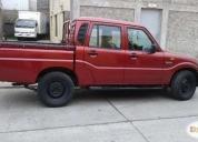 Vendo camioneta mahindra 2011,contactarse