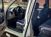 Vendo excelente camioneta 2012