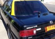 Se vende derecho taxi basico!