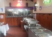 Se vende excelente restaurant en providencia