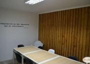 Excelente sala de reuniones por horas