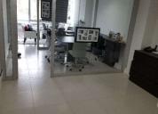 Excelente oficina 36 m2. edificio centro plaza