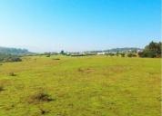 terreno de 10há para proyecto inmobiliario