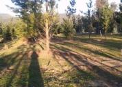 Vendo terrenos y parcelas