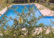 Excelente casa con piscina amoblada