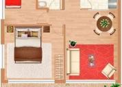 Excelente departamento nuevo 2 dormitorios