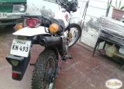 Excelente moto yamaha xt 250 1986
