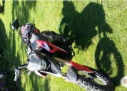 Excelente motorrad tekken 250cc año 2016