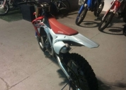 Excelente honda crf 450 2015 impecable