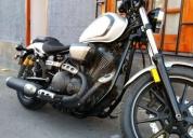 Vendo moto yamaha bolt 950 cc.contactarse