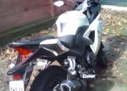 Vendo excelente moto racer loncin 250