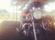 Vendo excelente moto por apuro sanlg 200cc