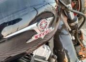 Excelente Moto yamaha XA-125 año 2015 3.700 km
