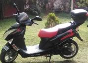 Vendo excelente scooter año 2014