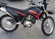 Excelente moto yamaha xtz 125 2016