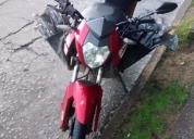 Impecable moto Honda. Contactarse.