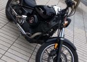 Excelente moto yamaha vstar 650cc