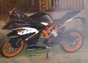Excelente moto ktm rc200
