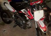 Excelente pit bike 125cc usada