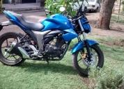 Vendo moto suzuki gixxer año 2016,contactarse.