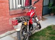 Excelente motorrad custom 150