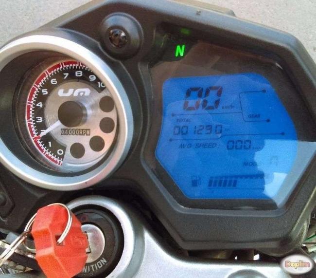 Venta de Moto UM Xtreet R 230