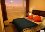 Aprovecha ya! departamento amoblado diario 2 dormitorios.