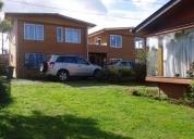 Casa amoblada y equipada con tres dormitorios