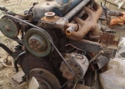 Vendo excelente motor mercedes