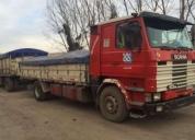 Venta de camion scania 113