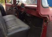 Se vende camioneta de coleccion aÑo1956. aprovecha ya!