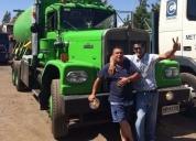 Camion algibe se vende