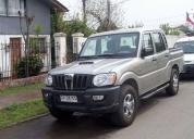 Vendo excelente camionetas mahindra 2014