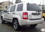 Jeep liberty crd 2009.buen estado